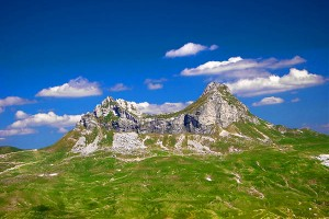 Sedlena Greda (2227 m)