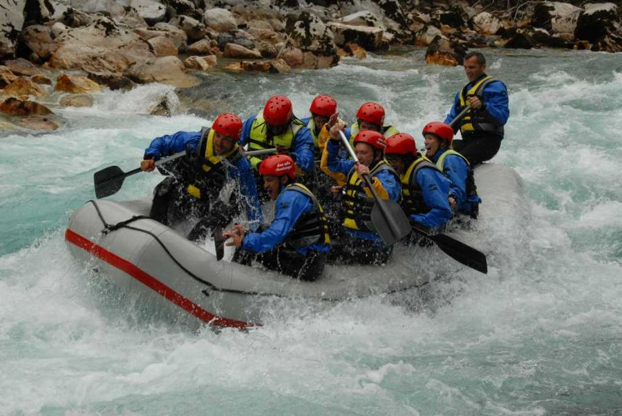 Splavarenje & Krstarenje & Rafting