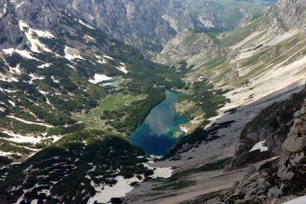 Dolina škrčkih jezera
