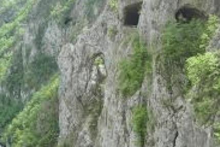 Reka i kanjon Pive