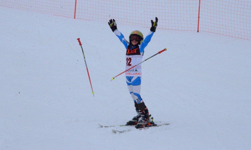 Takmičenje u alpskom skijanju