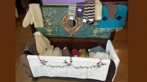 Izložba ručno rađenih predmeta od prirodnih materijala povodom 8.marta